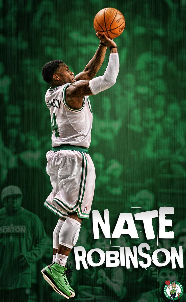 nate robinson   Nate Robinson 4 by rhurst on DeviantArt
