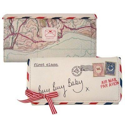 Paper Plane  Disaster Designs, love me purse