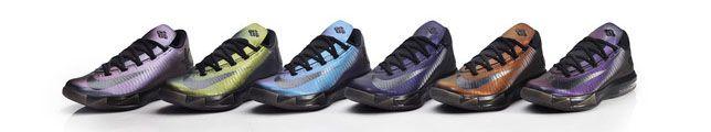 Nike KD VI Chroma iD