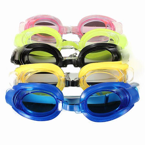Sale 23% (4.79$) - Non-Fogging Swimming Goggles   Nose Clip   Swim Ear Plugs Set