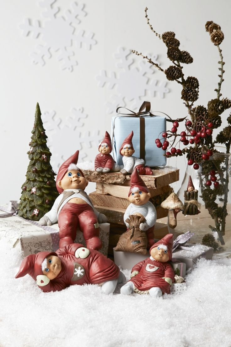#etlyklarborg #triptrap #christmas