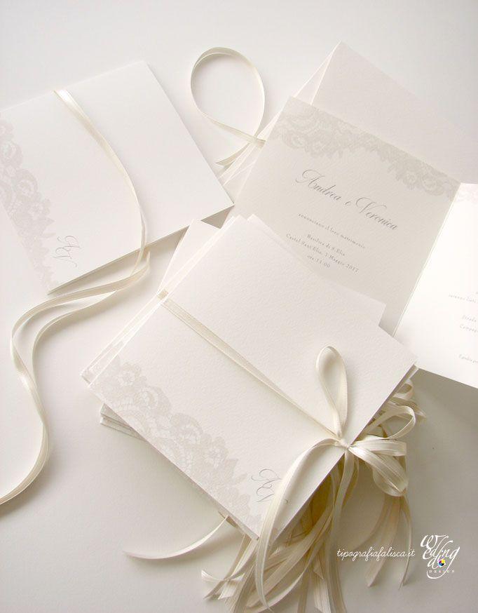 Partecipazioni Matrimonio Romantiche Personalizzate Wedding Design Tipografia Falisc Partecipazioni Nozze Inviti Per Matrimonio Partecipazioni Per Matrimonio