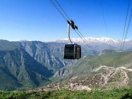 Tatev Aerial Tramway, Armenia