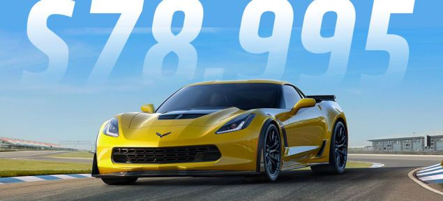 2015 Corvette Z06 Is A Deal At $78,995