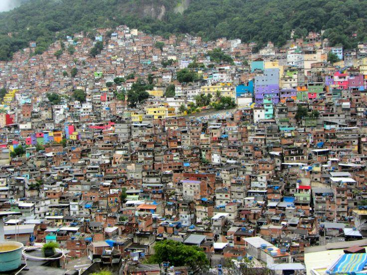 Daily life at Rio de Janeiro