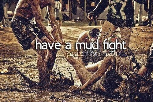 Or go mudding... Awko taco I've never been...Twitter / TheBucktList: Before I die, I want to ...
