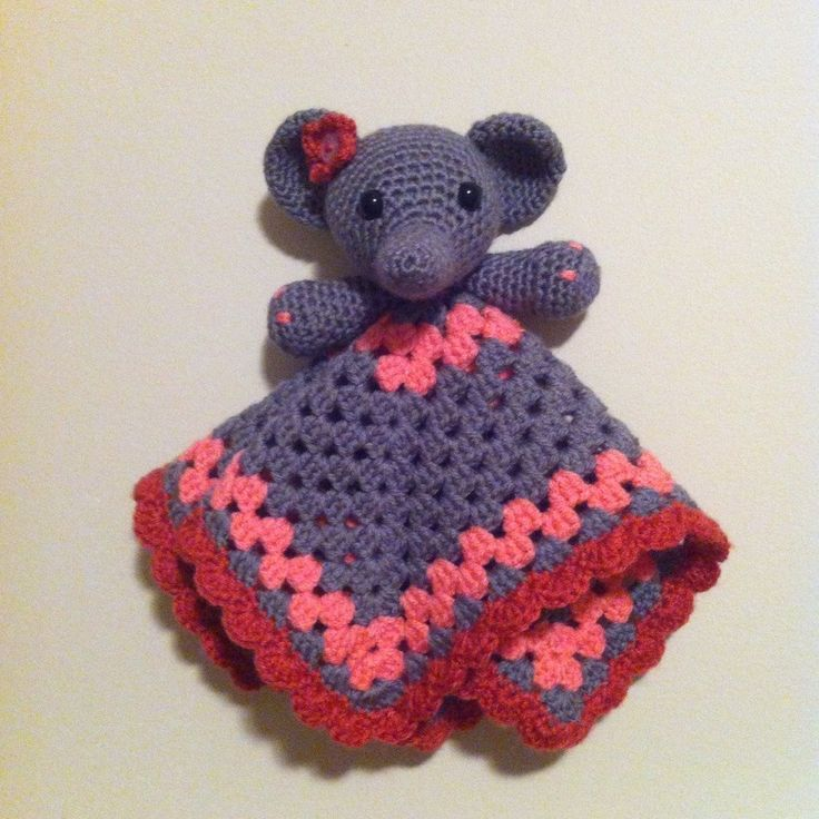 Pin By Sarah Newcomb On Crochet Lovey Tricot Doudou