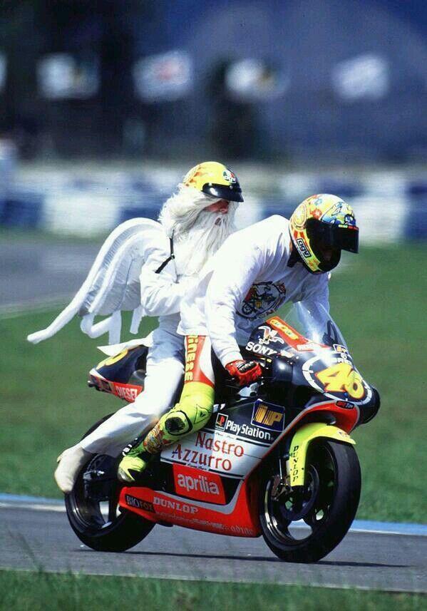 The doctor world champion 250 cc