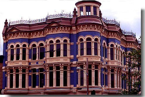 Port Townsend, Wa. One of their beautiful victorian buildings