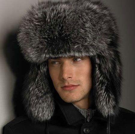 Eine etwas gewagte aber nicht uncoole Wintermütze   #mode #style #fashion #winter #cap #mütze #pelz #fur