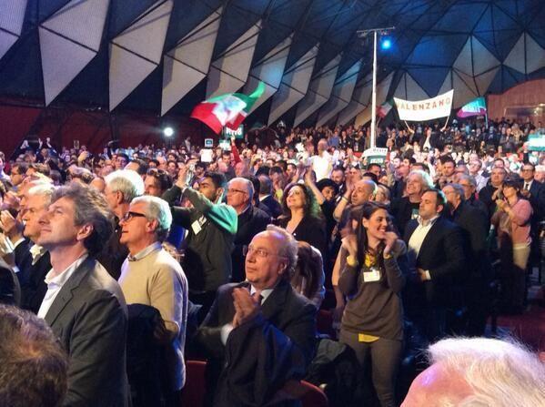 A Bari grande manifestazione di Forza Italia. Presente anche una delegazione di Grottaglie guidata da Davide Chiovara