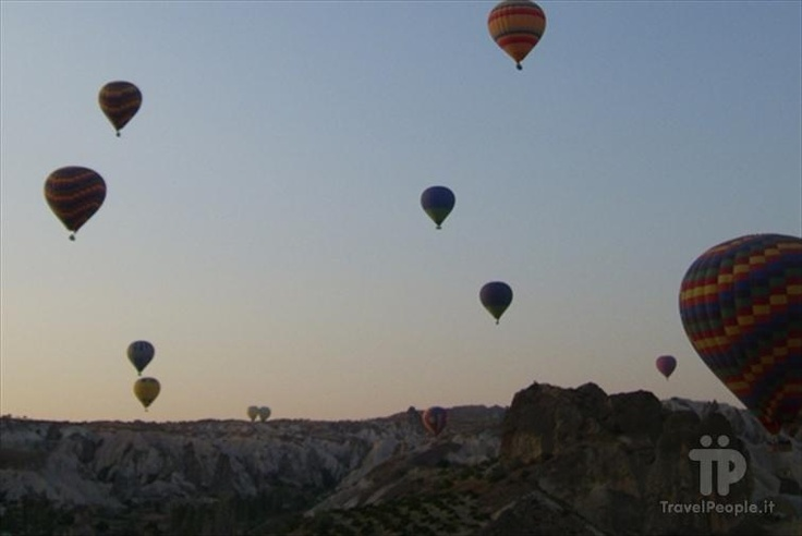 Hot Air Balloon - Cappadocia - Goreme