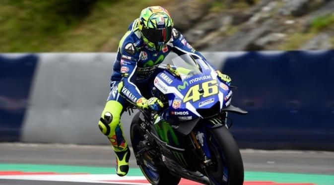 Berita Terkini, Valentino Rossi Ternyata Masih Ragu pada YZR-Z1