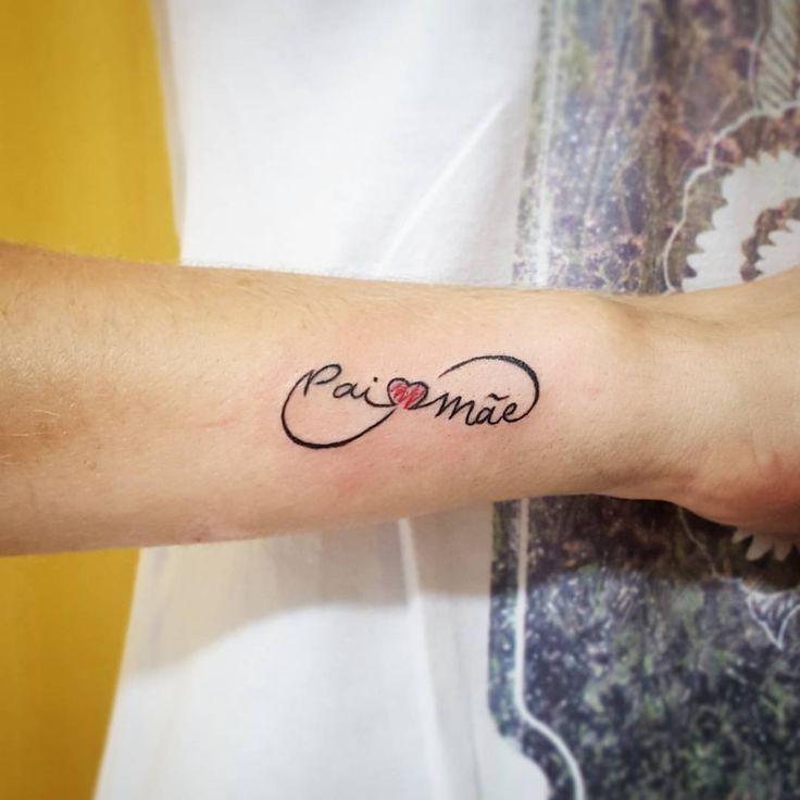 Tatuagens para homenagear pai e mãe em 2020 | Mãe e pai tatuagem, Tatuagem para filho, Tatuagem feminina para amigas