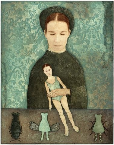 Piia Lehti: Nukkeleikki / Playing with Dolls, 2005