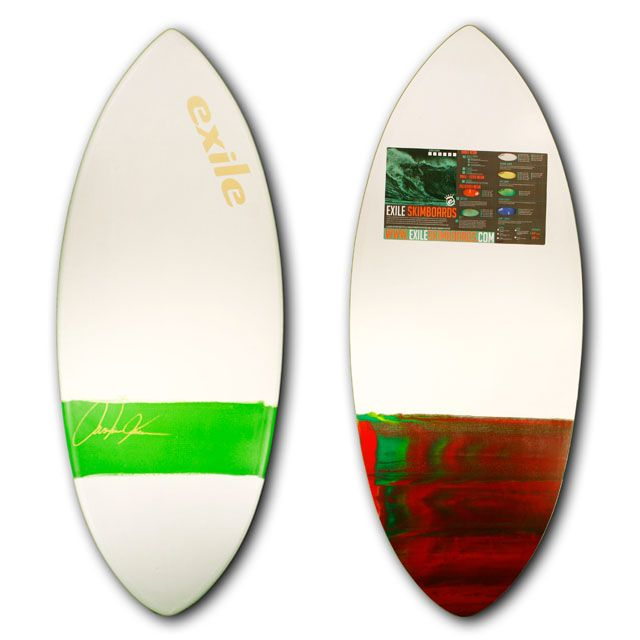 Exile Skimboards - Carbon Fiber Skimboard - Exile Skimboards Shop - Skimboards and Accessories