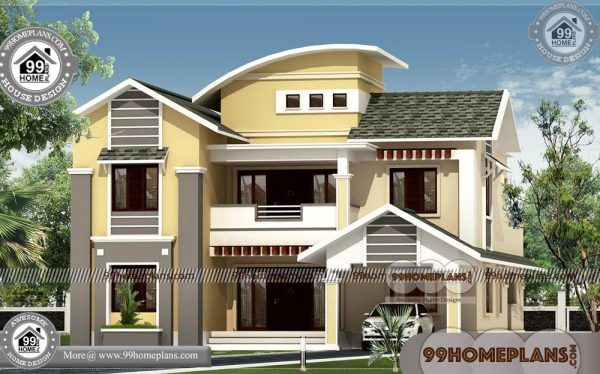 Contemporary Architecture Plans 50 Two Floor Home Design Online Kerala House Design Indian House Exterior Design House Design
