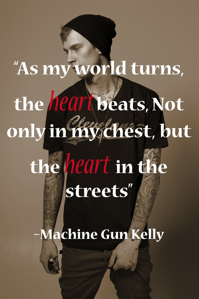 'Invincible' - Machine Gun Kelly