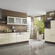 Modern Antique White Kitchen