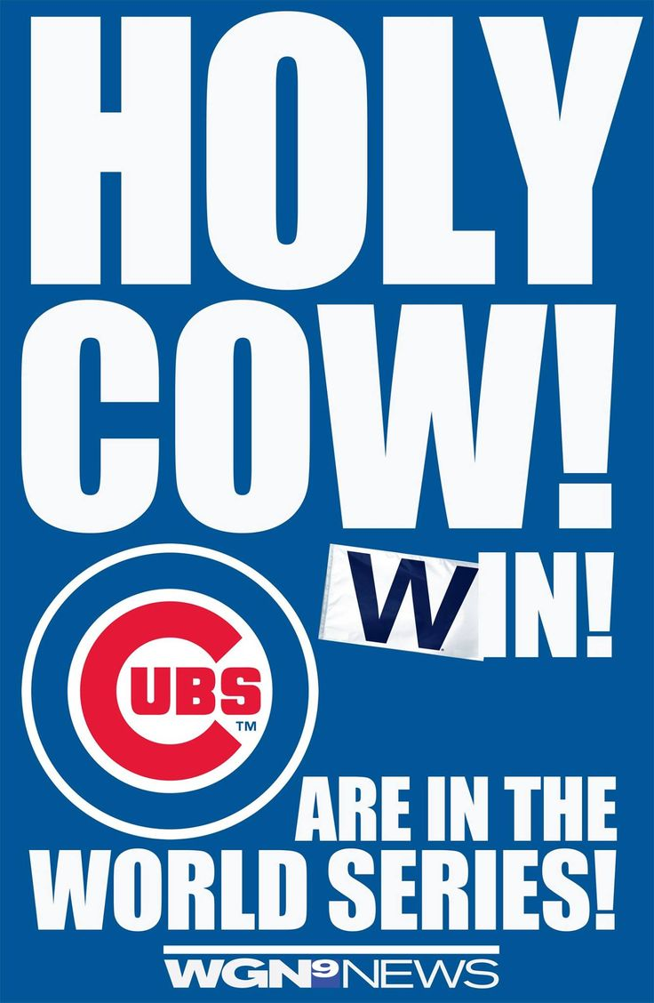 Cubbies with images chicago cubs world series