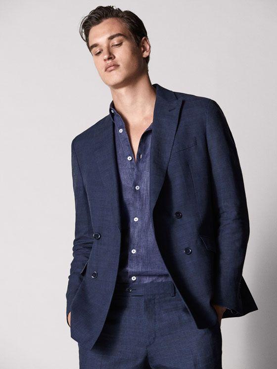 8603d340e5ee Jackets & Blazers - SALE - LAST FEW DAYS - MEN - Massimo Dutti - United  States of America