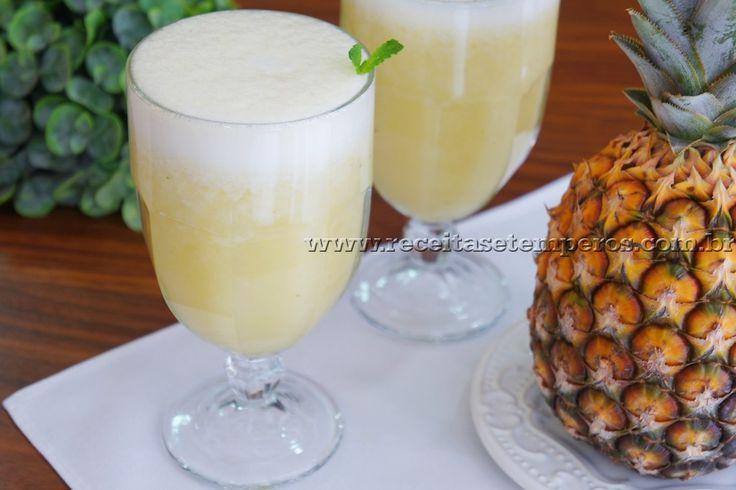 Suco Tropical   Receitas e Temperos