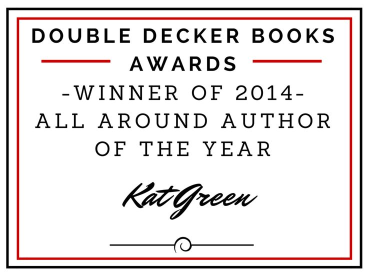 Winner of 2014 All Around Author of the Year is...