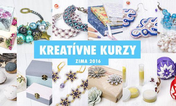 Kreatívne kurzy v Šperkove - vlastnoručne vyrobené darčeky, kozmetika alebo vianočné ozdoby, Bratislava - Staré Mesto - Obchodná ulica | ZľavaDňa