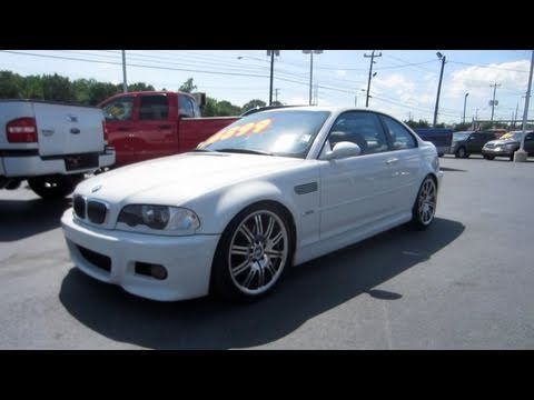 2002 BMW M3 Coupe SMG Start Up, Exhaust, and In Depth Tour