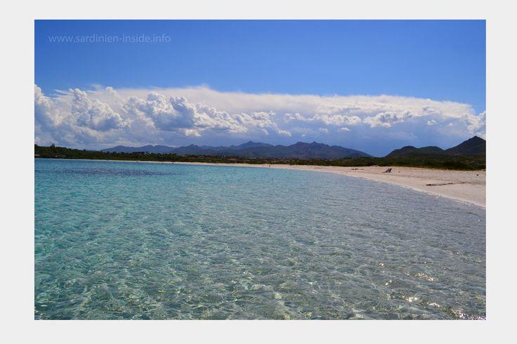 San Teodoro und die traumhaft schöne Bucht Cala Brandinci.