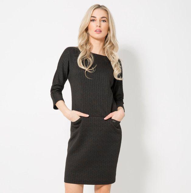 Sukienka Zoya. - LATTORE - Sukienki