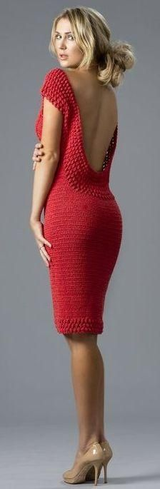 MW by Mimoza Windisch's crochet dresses
