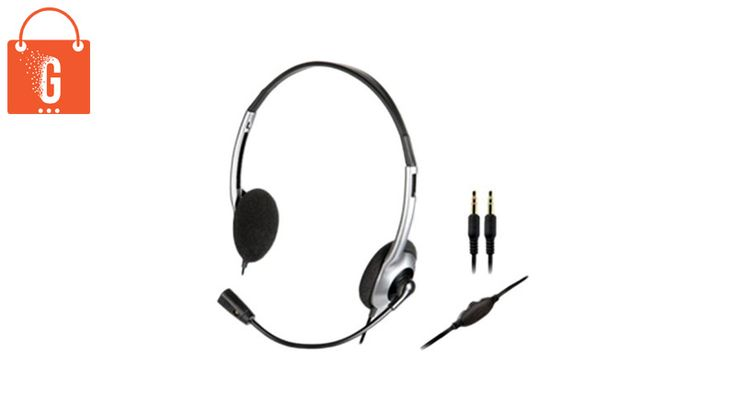 Features Supra-aural, Closed Headset & Omni-directional Microphone.  Free delivery on ALL orders: Amazon Prime  Buy: Creative Headphone with Mic Hs-320 | More Headsets