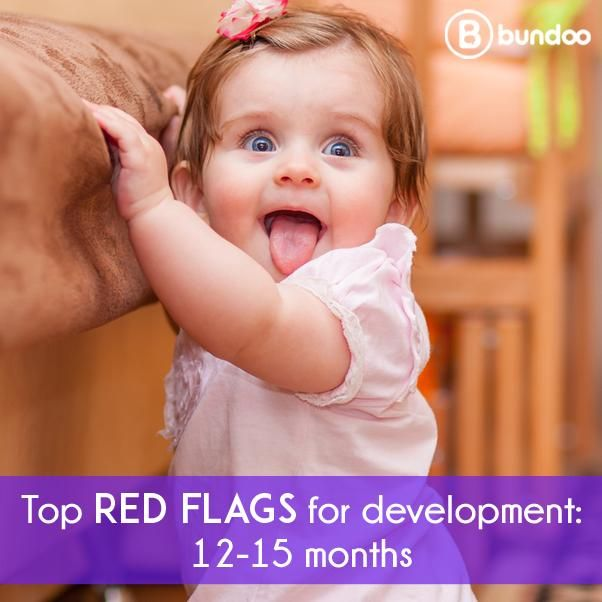 It is important to remember that toddlers develop according to their own schedules, but we have a list of the milestones your toddler should be meeting from 12-15 months old.