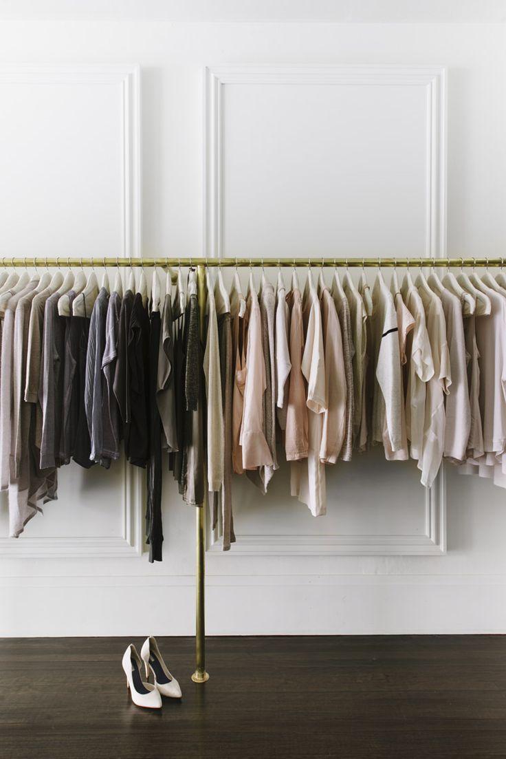 my favorite colors | retail design ideas | Pond | Home + Clothed | © Brooke Holm | Est Magazine