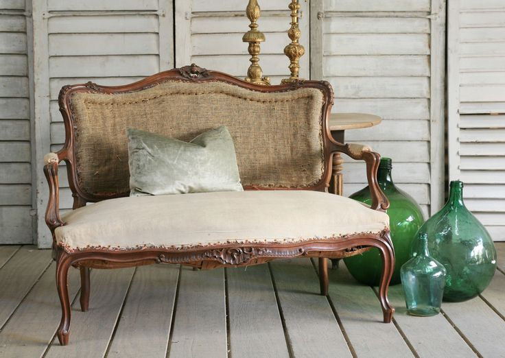 90 Best Images About French Settee On Pinterest