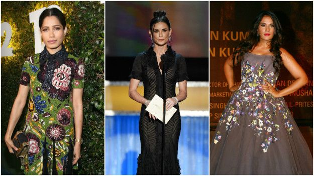 Moore is all set to make her Bollywood debut alongside Richa Chadha and Frieda Pinto. | Demi Moore Is Going To Be In A Hindi Movie With Richa Chadha, Anupam Kher And Freida Pinto