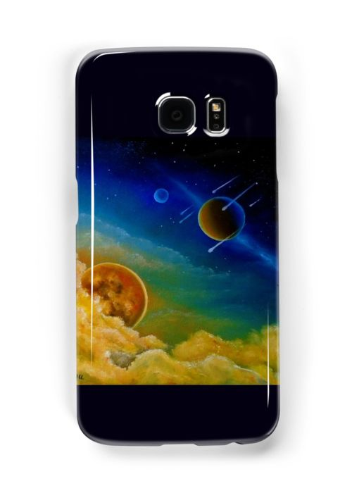 Galaxy Case,  colorful,blue,cool,beautiful,fancy,unique,trendy,artistic,awesome,fahionable,unusual,accessories,for sale,design,items,products,gifts,presents,ideas,space,universe,planets,redbubble