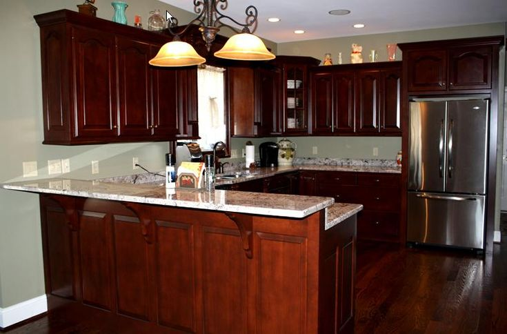 Home Remodeling Ideas Gallery: Is It Possible To Have Counter Like This With Overhang