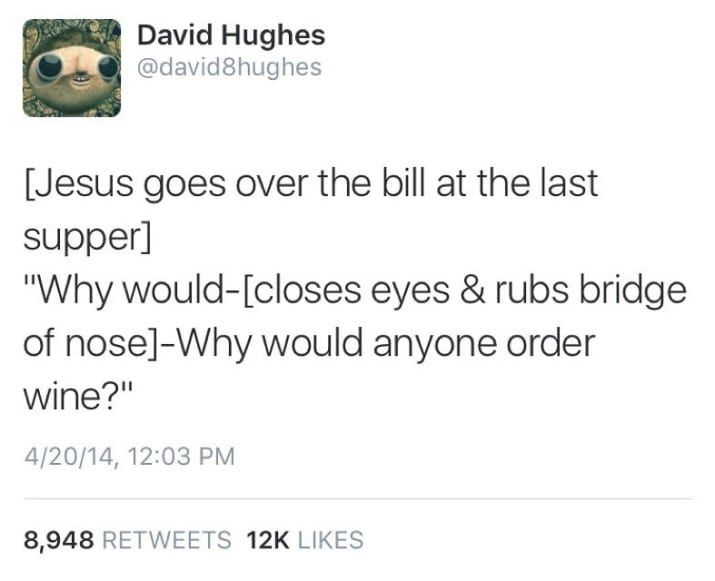 17 Jokes You Ll Only Understand If You Re Well Read Crazy Funny Memes Funny Tweets Christian Memes