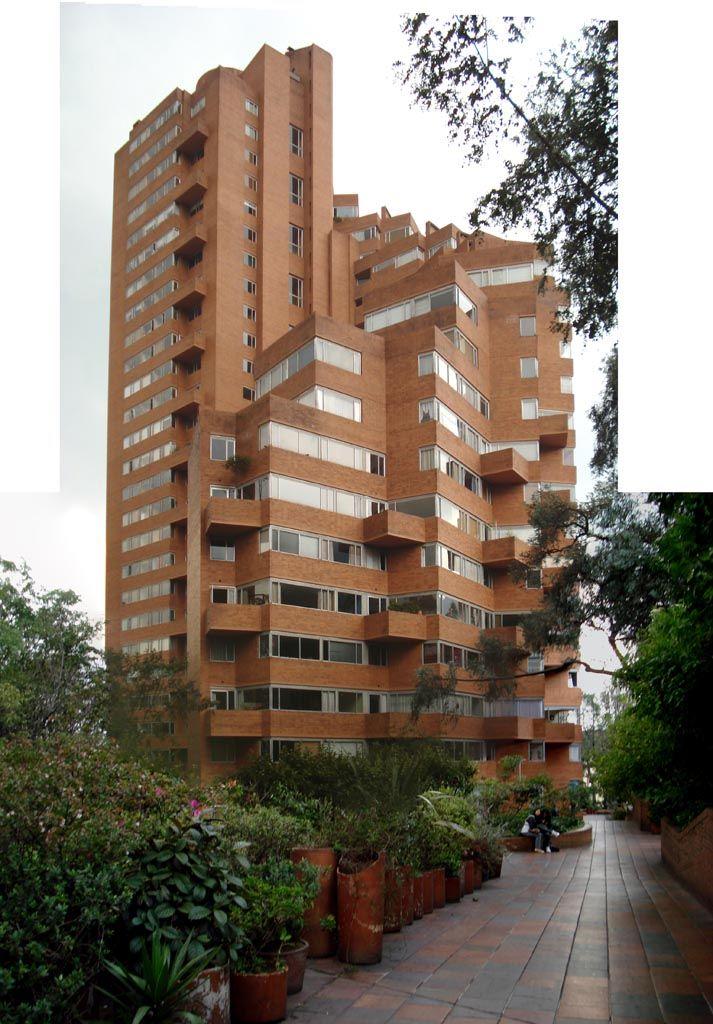 Rogelio Salmona/Colombia - torres del parque