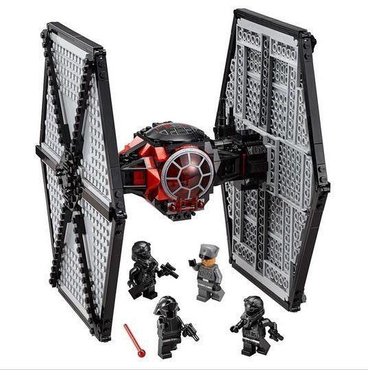 28.99$  Watch now - https://alitems.com/g/1e8d114494b01f4c715516525dc3e8/?i=5&ulp=https%3A%2F%2Fwww.aliexpress.com%2Fitem%2FLegoelieds-Star-Wars-First-Order-Special-Forces-TIE-Fighter-Figure-Toys-building-blocks-set-marvel-with%2F32630889588.html - Star Wars First Order Special Forces TIE Fighter Figure Toys building blocks set marvel  with