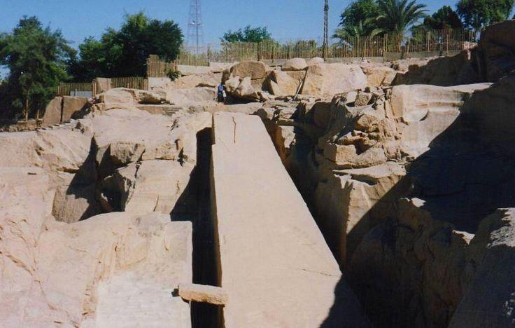 Unfinished Obelisk - D'oh, I stuffed it up!