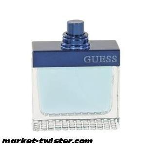 Guess-Eau De Toilette Spray (Tester)-Guess Seductive Homme Blue Cologne By Guess Eau De Toilette Spray (Tester)-1.7 oz Eau De Toilette Spray