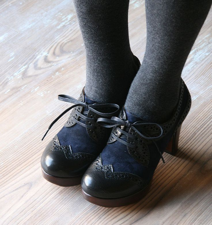 ZULI NAVY :: SHOES :: CHIE MIHARA SHOP ONLINE Love these!!!!