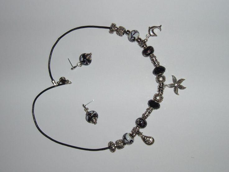 Pandora korálky a tibetské stříbro
