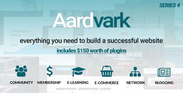 Related eBooks Aardvark v4.4 – Community, Membership, BuddyPress ...