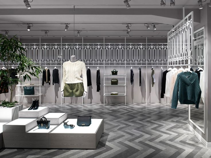 best 25 clothing store interior ideas on