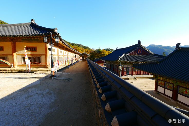 해인사 장경판전[Haeinsa Temple Janggyeong Panjeon, the Depositories for the Tripitaka Koreana Woodblocks] - 장경판