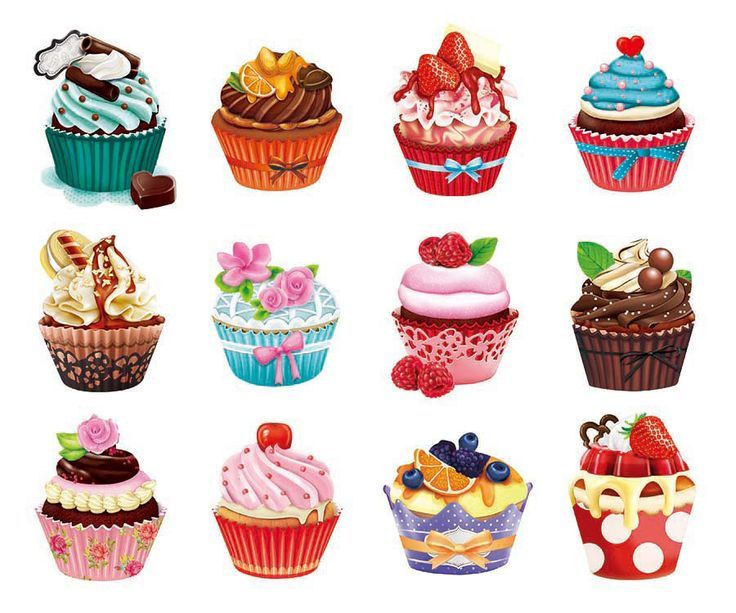 Cupcakes Ii Collage Jigsaw Puzzle Free Image Editing Edit